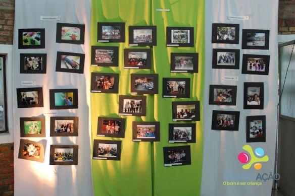 Exposição de fotos 2012, organizada pelo Núcleo de Comunicação - Foto: Amanda Frick