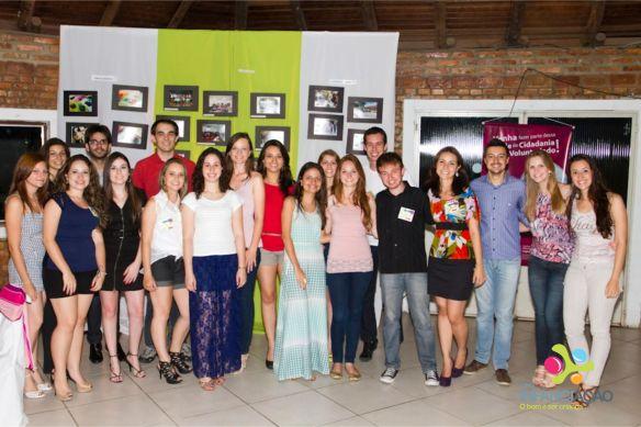 Voluntários da ONG - Foto: Rafael Santini