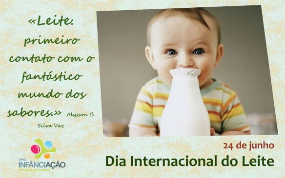 Dia Internacional do Leite