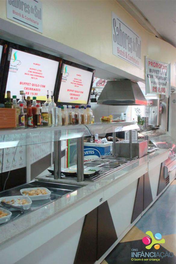 Restaurante Sabores do Sul é o primeiro a receber a caixinha itinerante
