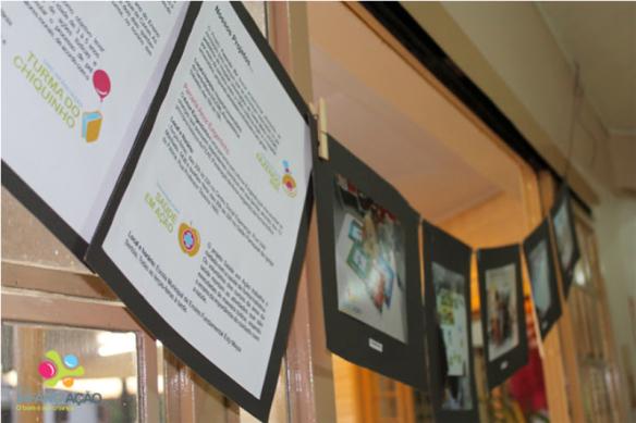A Festa também marcou o lançamento da exposição de fotos 2013